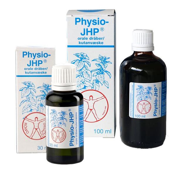 physio JHP olie