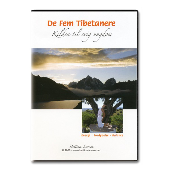 de fem tibetanere