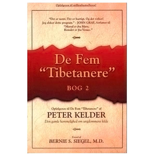 de fem tibetanere bog