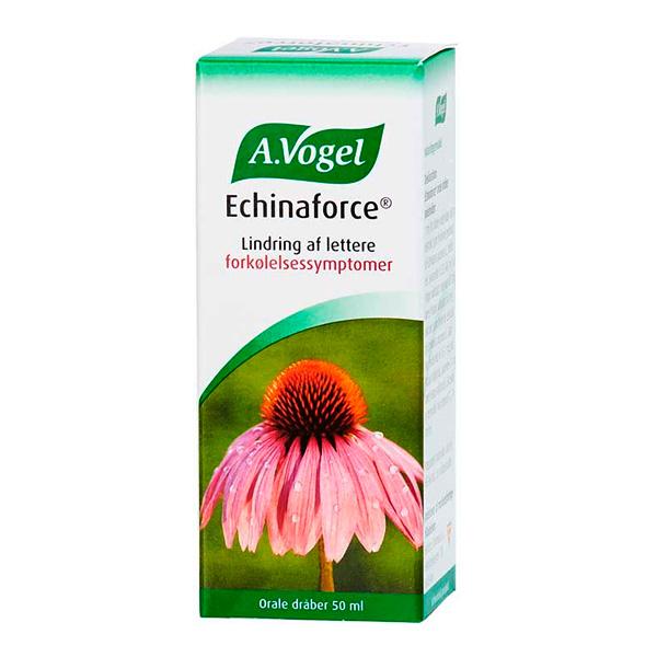 echinaforce, naturlægmiddel