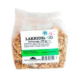 lakridsrod