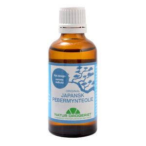 japansk pebermynteolie 50 ml