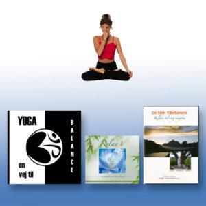 yoga og meditation