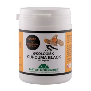 Curcuma Black
