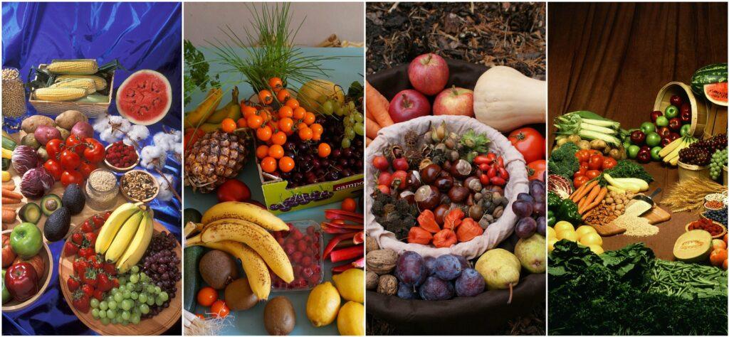 Sunde kostvaner inkluderer en plantebaseret kost