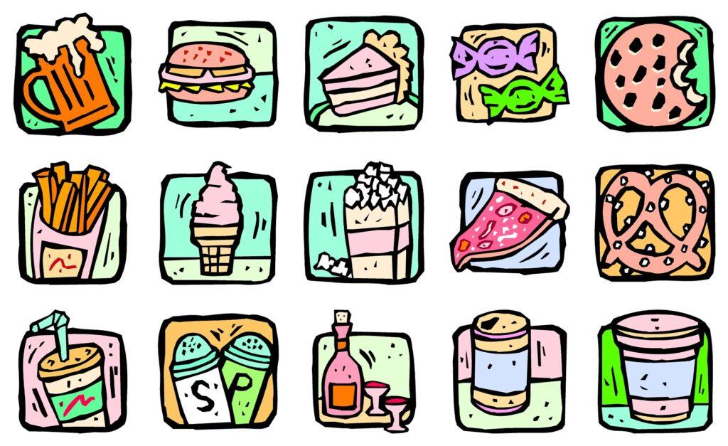 ultraforarbejdede fødevarer