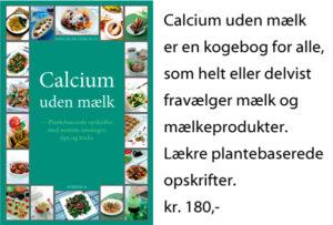 Calcium uden mælk bog