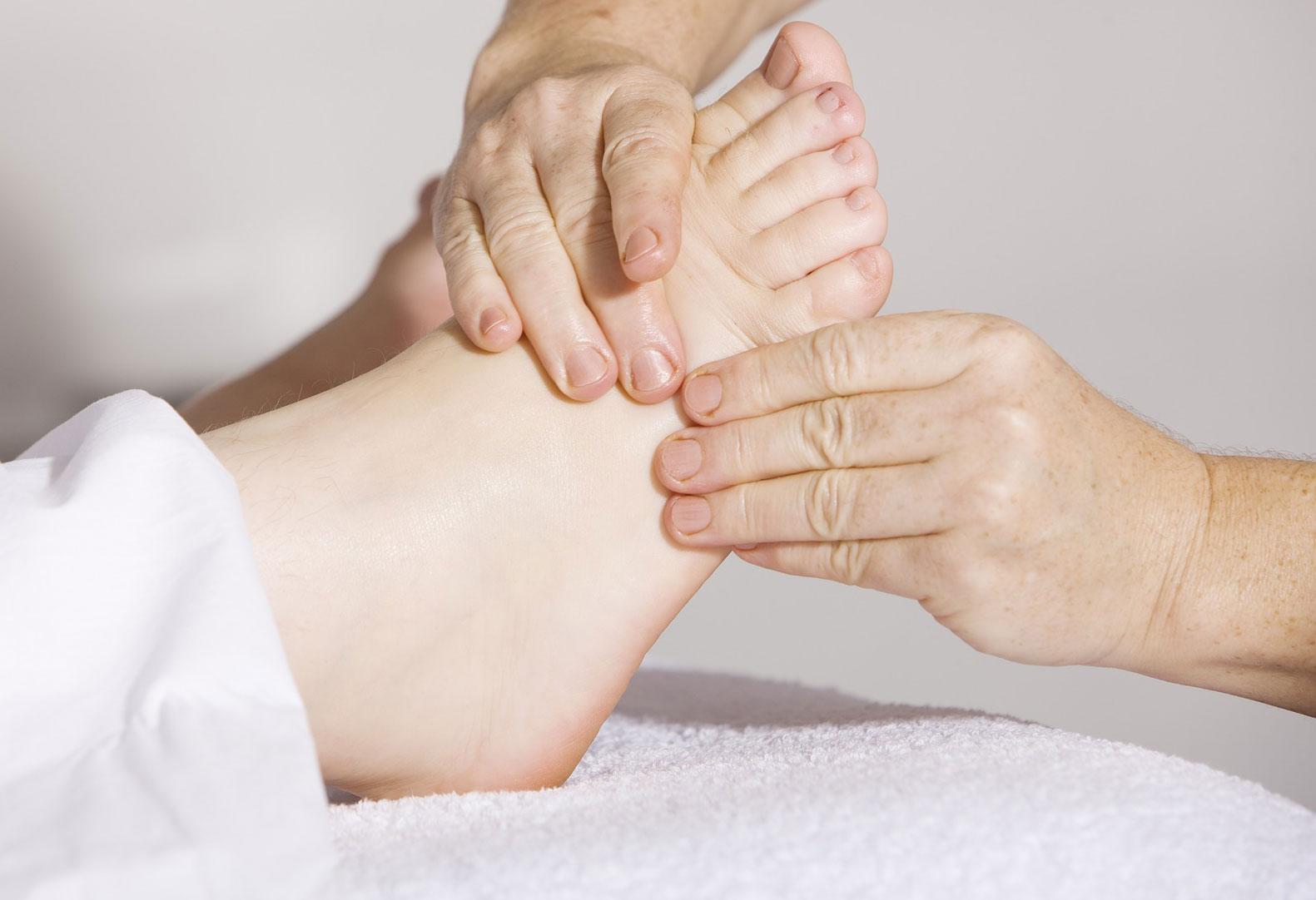 Zoneterapi og fodzonemassage er let at lære