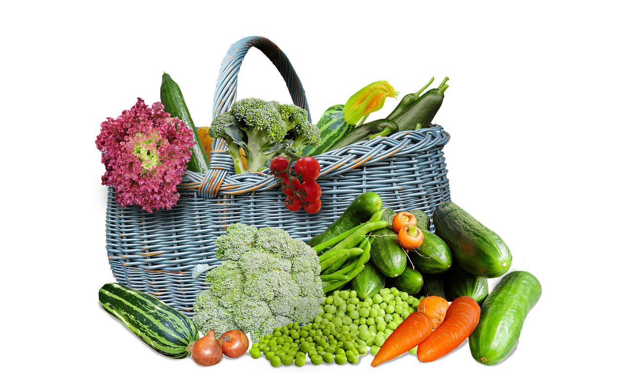 Fedtfattig plantebaseret kost