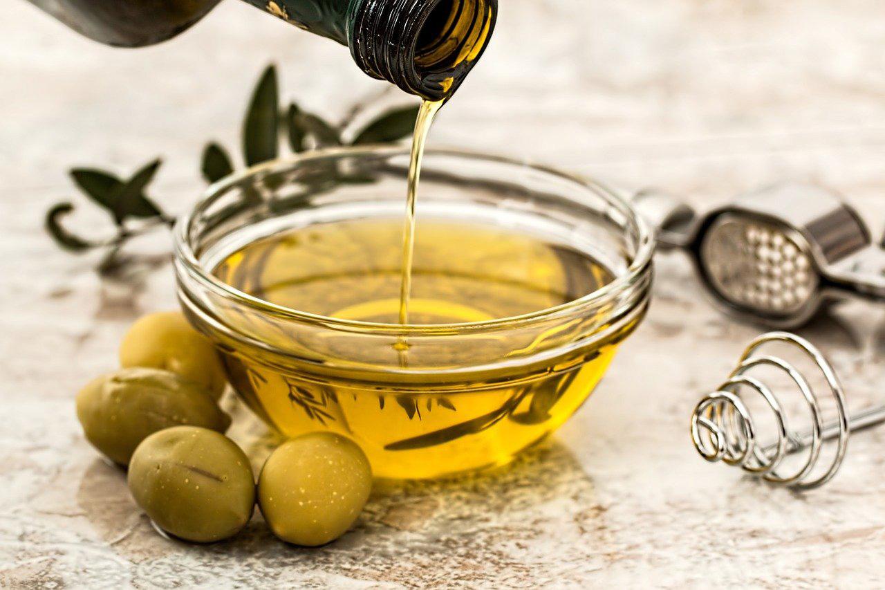 Olivenolie er rig på gavnlige polyfenoler